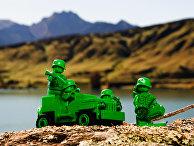 Игрушечные солдатики