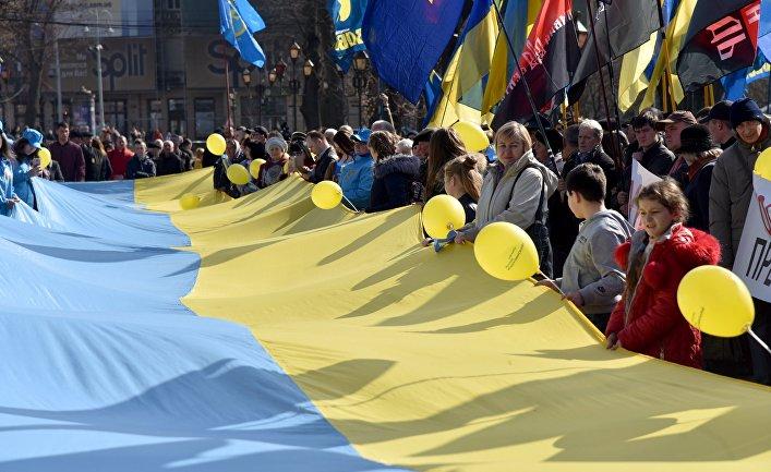 Вече за честные выборы во Львове