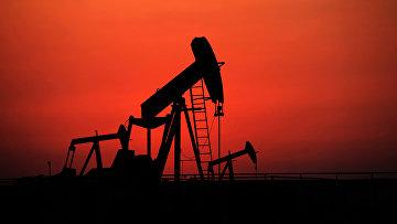 Нефтяная скважина в Бахрейне