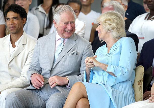 Принц Чарльз и Камилла, герцогиня Корнуольская