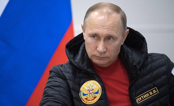 Владимир Путин в шоке: до него постепенно доходит, что он не вступал ни в какой заговор во время кампании Трампа