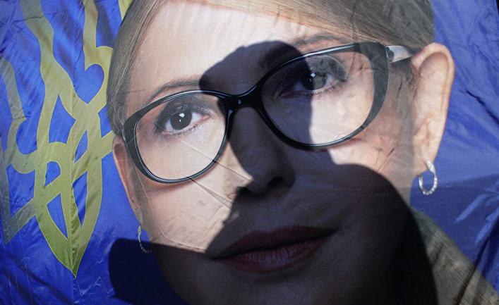 Встреча кандидата в президенты Украины Ю. Тимошенко с избирателями