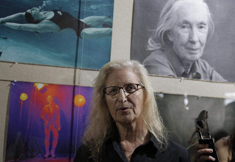 Энни Лейбовиц навыставке «Женщины: новые портреты»