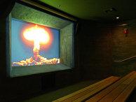 Музей атомных испытаний в Лас-Вегасе