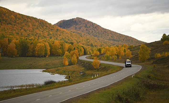 Виды Сибири