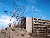 Центр Семипалатинского ядерного полигона - город Курчатов