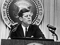 Президент США Джон Кеннеди