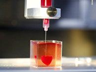 3D-печать сердца из тканей человека, Университет Тель-Авива, Израиль