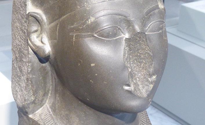 © CC BY-SA 2.0, Hyspaosines | Перейти в фотобанкЕгипетская коллекция в Национальном археологическом музее Неаполя