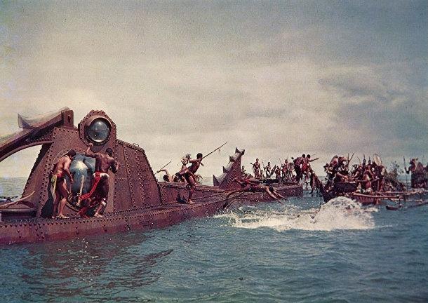 Подводная лодка Жюля Верна