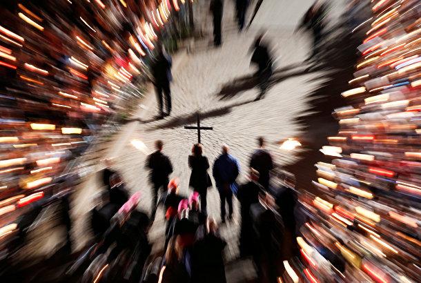 Италия:«Pasqua con chi vuoi»