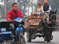 Сельские мигранты в Пекине
