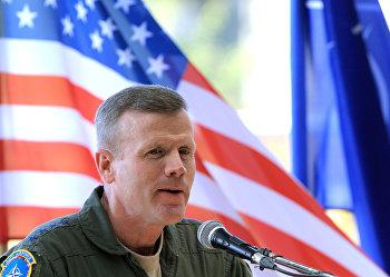 Генерал ВВС США Тод Уолтерс