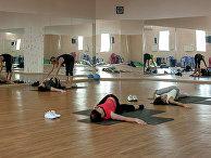Фитнес в Новосибирске
