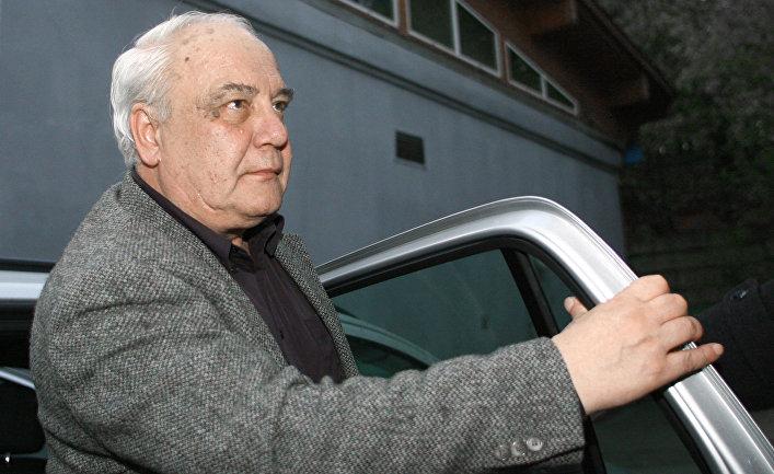 Советский диссидент и писатель Владимир Буковский