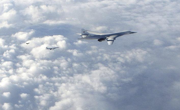 Британские Тайфуны и российский Ту-160