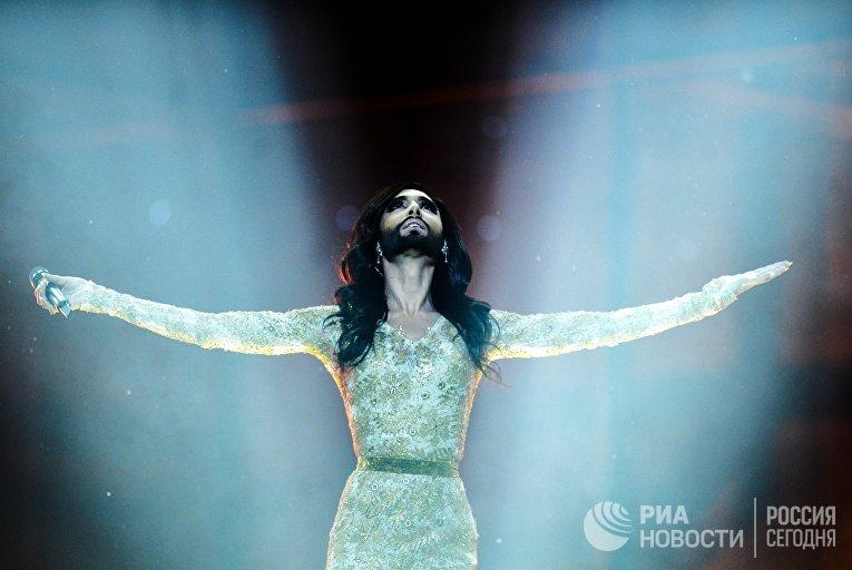Репетиция второго полуфинала конкурса «Евровидение»