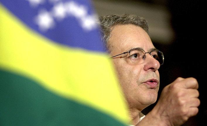 Бразильский писатель Фрей Бетто