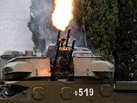 50-летие отдельной бригады морской пехоты Черноморского флота