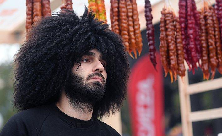 """Грузинский фестиваль """"Тбилисоба"""""""