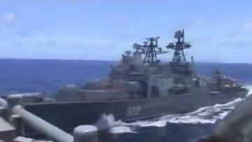 Опасный маневр американцев или безрассудство русских?