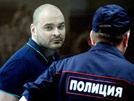 Оглашение приговора М. Марцинкевичу