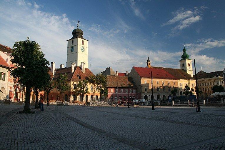 Культурный центр Трансильвании: Сибиу (Румыния)
