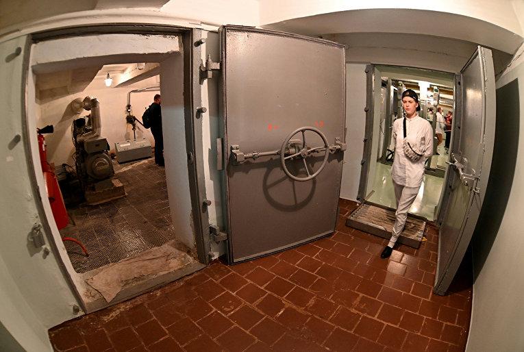 Экскурсия в подземное убежище Чернобыльской АЭС