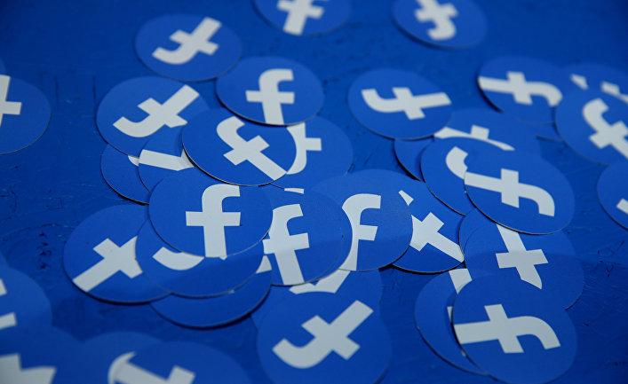 Логотипы Facebook