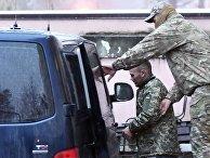 Избрание меры пресечения задержанным украинским морякам