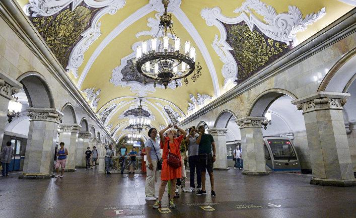 Эксперты прогнозируют рост потока иностранных туристов в Россию