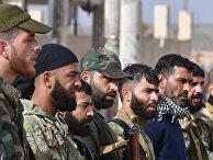 Подготовка сирийских военнослужащих российскими военными специалистами