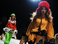Mercedes-Benz Fashion Week Russia. День пятый