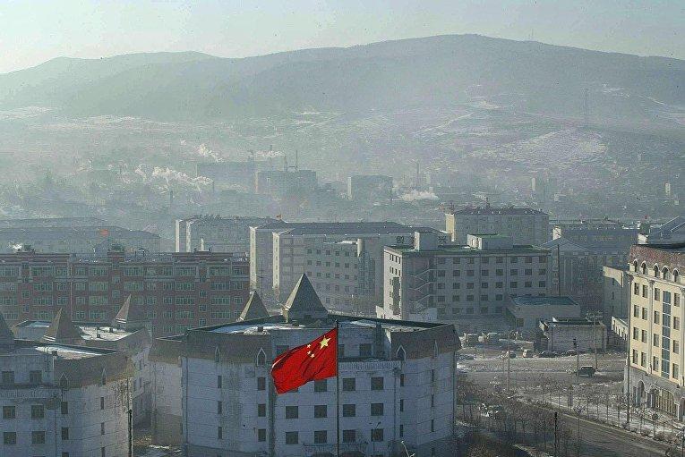 Суйфэньхэ, КНР