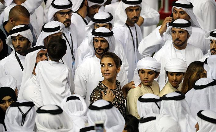 Принцесса Хайя бинт аль-Хуссейн, жена эмира Дубая