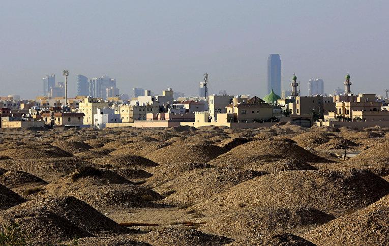 Курганы в Бахрейне