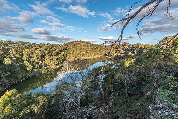 Будж Бим, национальный парк в штате Виктория, Австралия