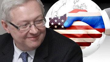 Заместитель министра иностранных дел России Сергей  Рябков о российско-американских отношениях