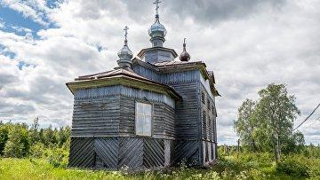 Регионы России. Карелия