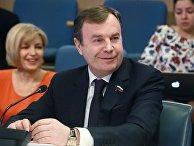 Член Комитета Государственной Думы Российской Федерации по энергетике Виктор Зубарев