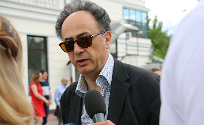 Французский дипломат Хюг Мингарелли