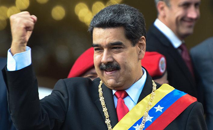 Правительство Венесуэлы выступает против санкционной политики США