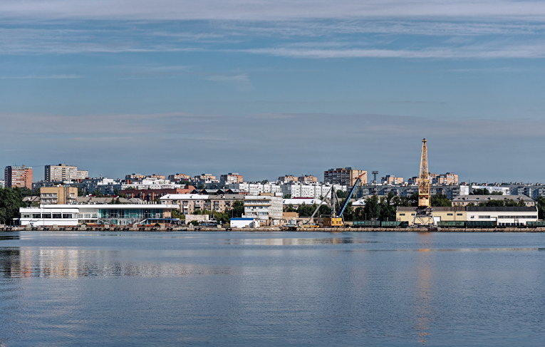 Город Тольятти