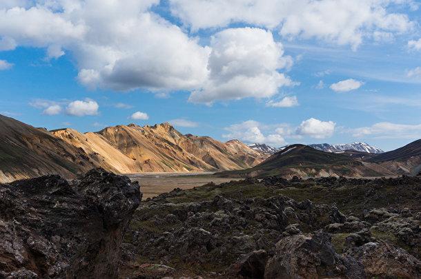 Исландское нагорье