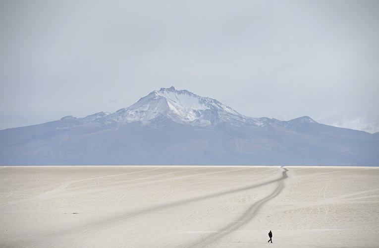 Уюни, Боливия