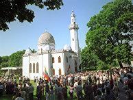 Празднование 600-летия первых татарских общин на территории Литвы