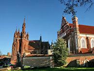 Церковь Святой Анны в Вильнюсе