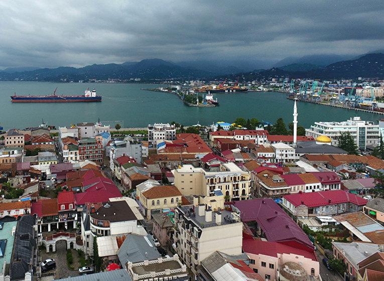 Черноморский портовый город Батуми