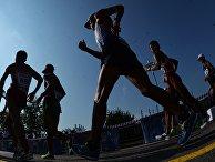 Легкая атлетика. Чемпионат мира. 5-й день. Утренняя сессия