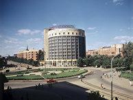 """Здание гостиницы """"Исеть"""""""